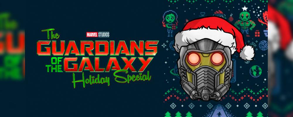 Джеймс Ганн тизерит секреты рождественских «Стражей галактики»
