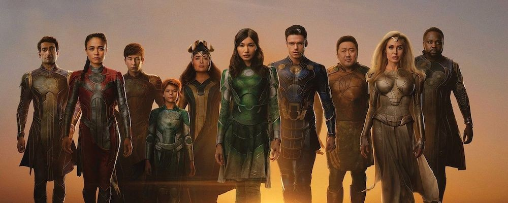 Хронометраж фильма «Вечные» больше «Мстителей: Война бесконечности»
