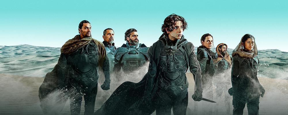 Обновленные сборы фильма «Дюна» в России - взят 1 миллиард