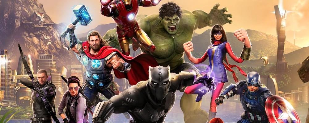 В Marvel's Avengers можно будет поиграть бесплатно подписчикам Xbox Game Pass