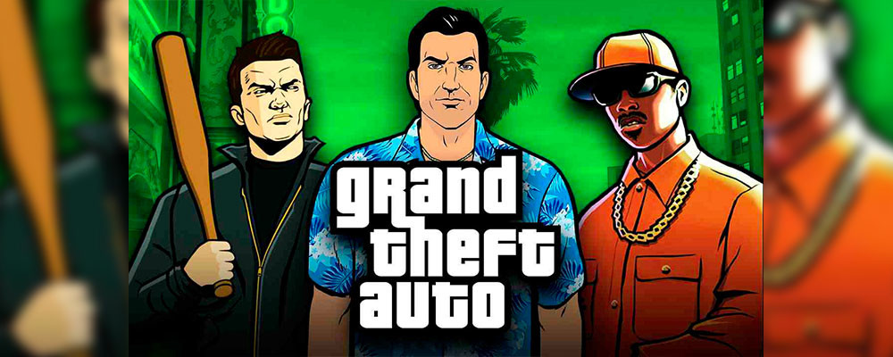 Раскрыта дата выхода Grand Theft Auto: The Trilogy - Definitive Edition