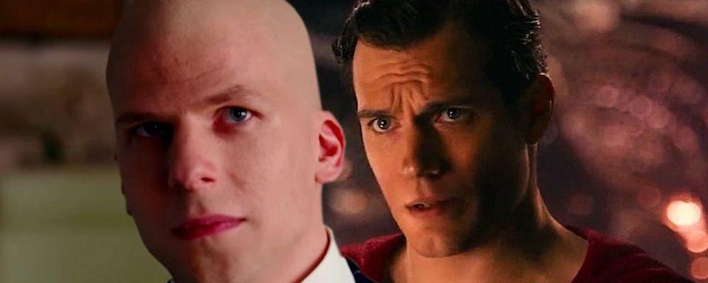 Лекс Лютор знает, что Кларк Кент - Супермен, но не хочет признавать