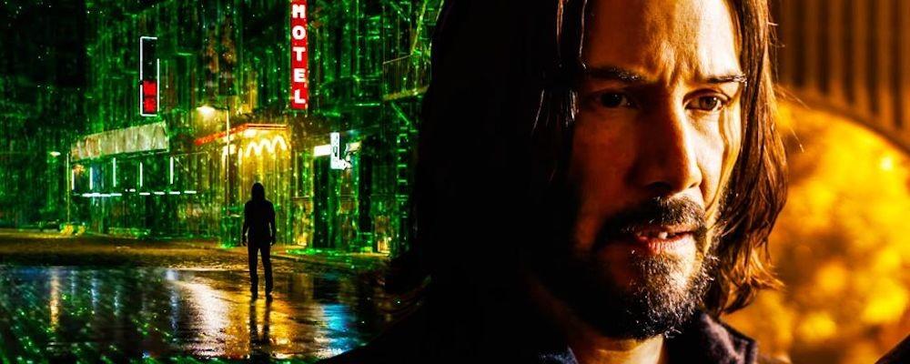 Нео не находится в Матрице в новом фильме - теория о «Воскрешении»