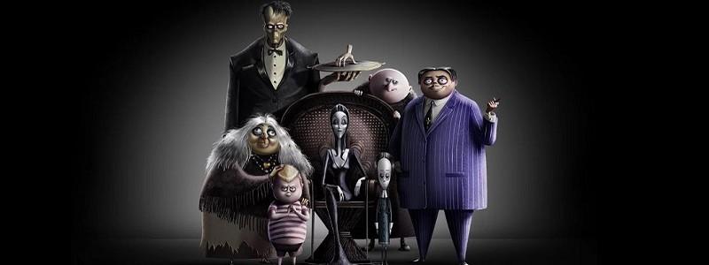 Посмотрите трейлер мультфильма «Семейка Аддамс» (2019)