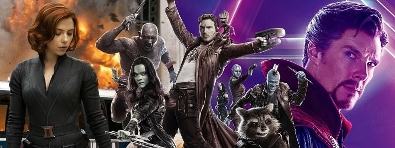 Проекты киновселенной Marvel могут выходить каждый месяц с 2021 года