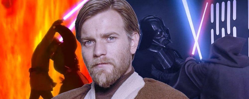 Утечка. Раскрыта встреча Дарта Вейдера и Оби-Вана Кеноби в сериале «Звездные войны»