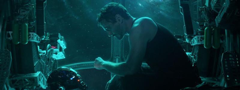 Раскрыт спойлер «Мстителей: Финал», связанный с Тони Старком