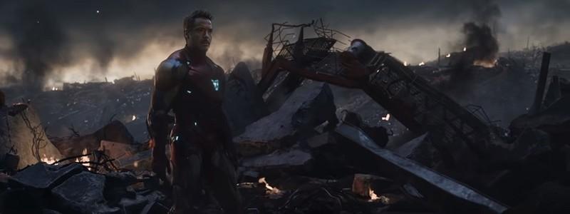 Подтверждено, когда Тони Старк прибыл домой в «Мстителях: Финал»
