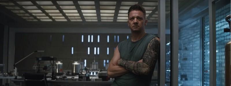 Что означает татуировка Соколиного глаза в «Мстителях: Финал»?