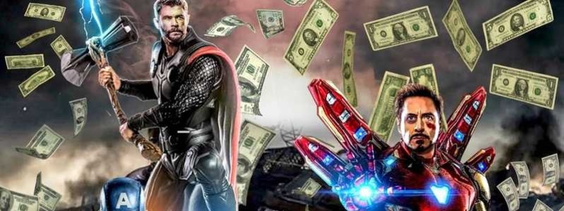 Последние сборы «Мстителей: Финал»: почти самый кассовый фильм