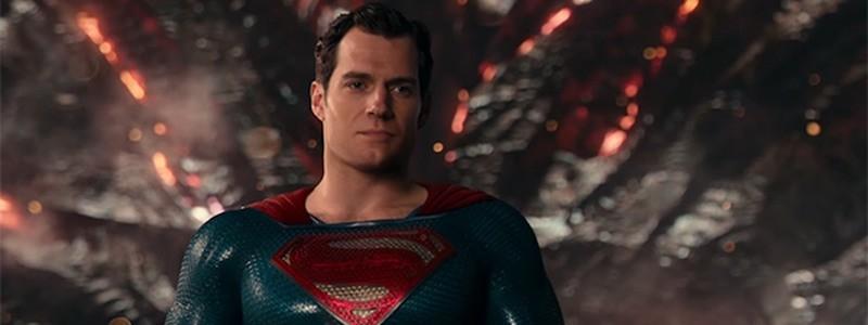 Тизер возвращения Супермена в киновселенной DC