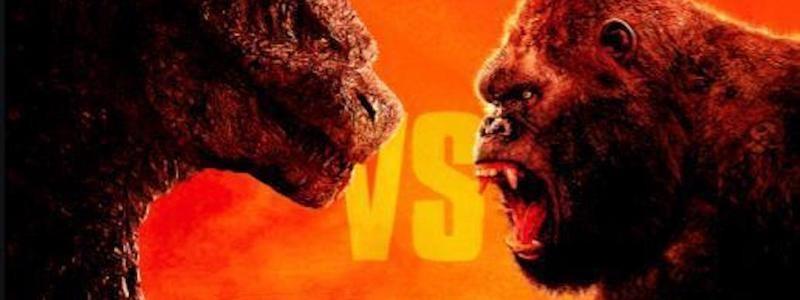 Утек первый кадр фильма «Годзилла против Конга»