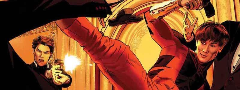 Новые кадры «Шан-Чи» от Marvel после карантина
