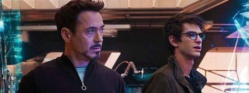 Как Эндрю Гарфилд выглядит в роли Человека-паука в MCU