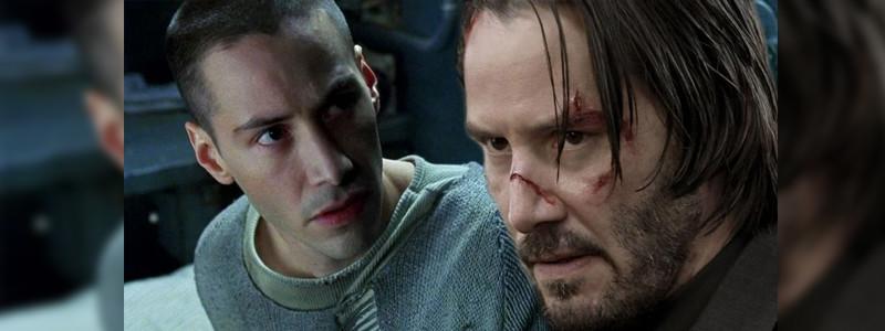 Объяснение, почему у Нео старая прическа в фильме «Матрица 4»