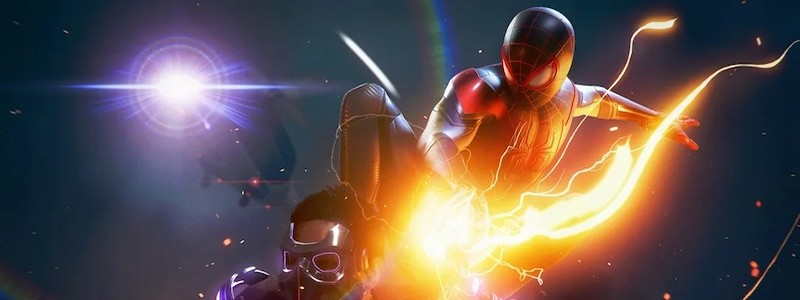 Сравнение Marvel's Spider-Man: Miles Morales для PS4 и PS5