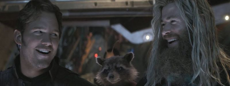 Звездный лорд появится в фильме «Тор 4: Любовь и гром»