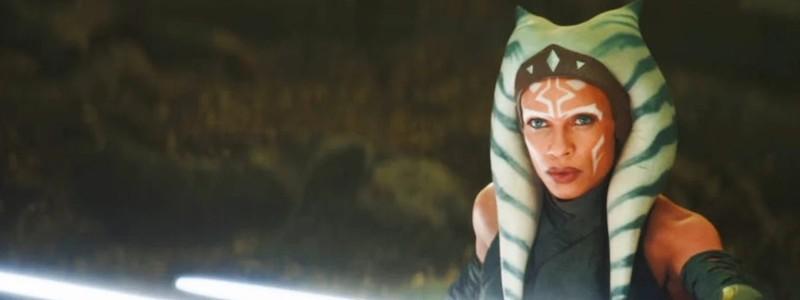 Асока и Траун на фан-постере нового сериала «Звездные войны»