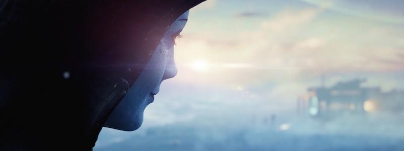 Первый тизер-трейлер новой Mass Effect намекает на сюжет