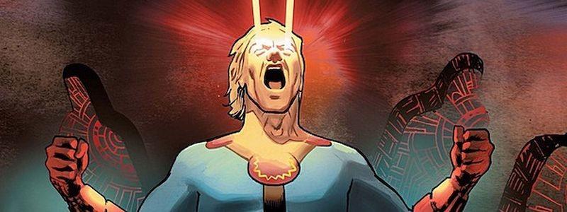 Marvel готовят сериал «Вечные»