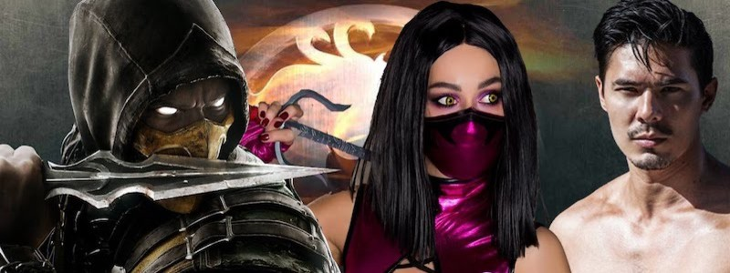 Новая дата выхода фильма Mortal Kombat. Тизер первого трейлера