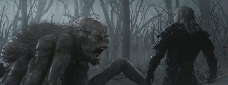 Новый ролик сериала «Ведьмак» подтвердил василиска