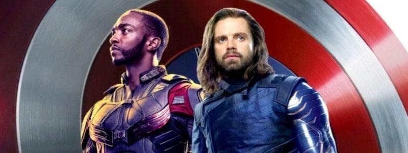 Энтони Маки рассказал о новом Капитане Америка в MCU