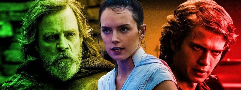 Объяснено, сильнее ли Рей, чем Люк и Энакин в «Звездных войнах»