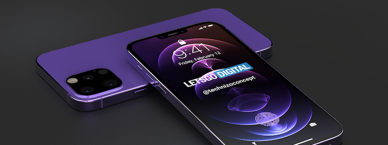 Дизайн iPhone 13 Pro показали на рендерах и видео