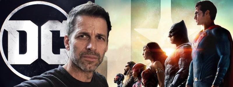 Инсайдер раскрыл неожиданный новый фильм DC от Зака Снайдера
