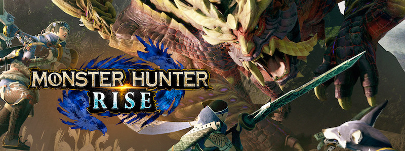 Впечатления от Monster Hunter Rise. Большие монстры в кармане