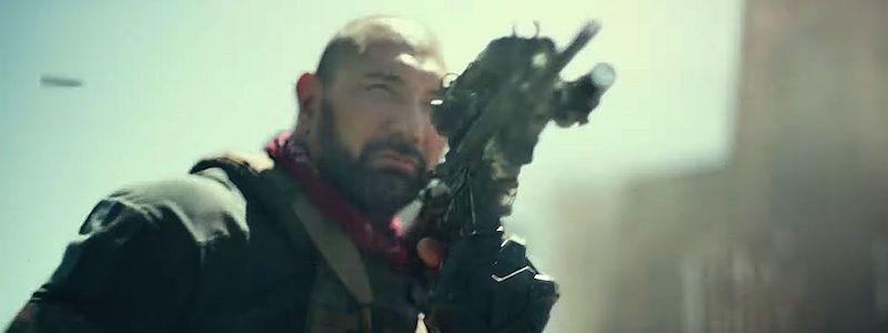 Зак Снайдер закончил фильм «Армия мертвецов» для Netflix