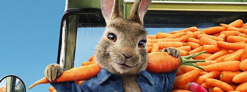 Отзывы и оценки фильма «Кролик Питер 2» (2021). Хуже первой части