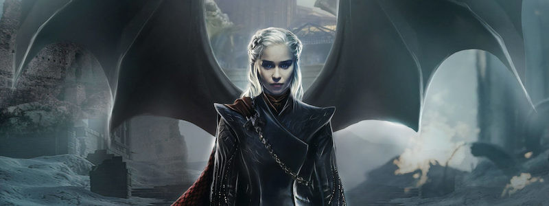 Первый кадр на приквел «Игры престолов»
