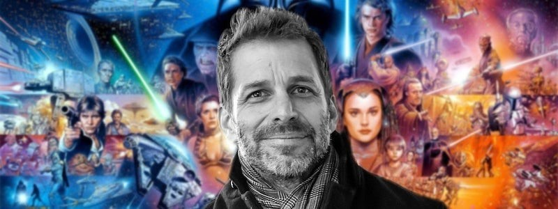 Зак Снайдер подтвердил свой фильм «Звездные войны», который мог исправить франшизу