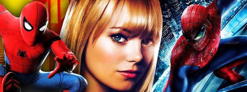 Эмма Стоун прокомментировала появление Гвен Стейси в «Человеке-пауке 3»