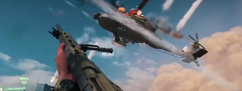 Появились первые настоящие скриншоты Battlefield 6