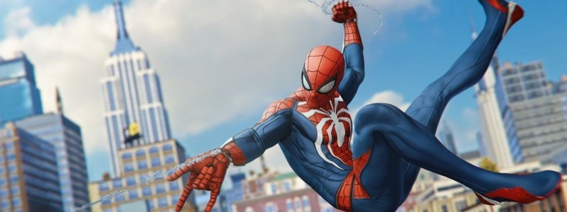 Новый тизер Marvel's Spider-Man 2 от Insomniac Games
