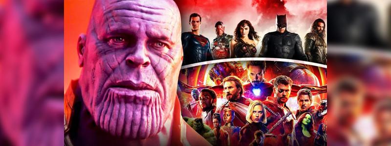 Создатель Таноса думал, что «Мстители 3» будут плохим фильмом из-за «Лиги справедливости»