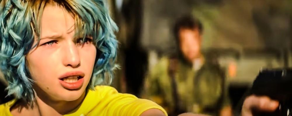 Молодая Наташа Романофф в новом трейлере кинокомикса «Черная вдова»