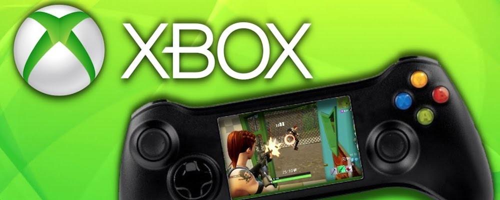 Появился намек на выход портативной консоли Xbox