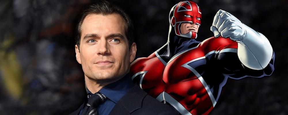 СМИ: Генри Кавилл ведет переговоры с Marvel Studios