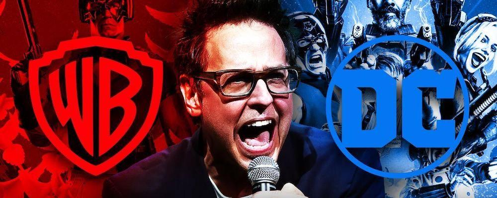 Джеймс Ганн снимает новый фильм DC после «Отряда самоубийц: Миссия навылет»