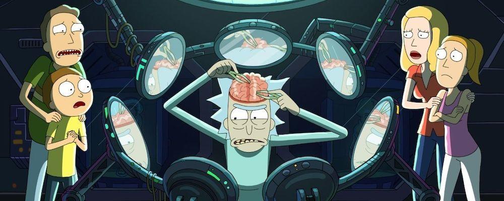 Дата выхода 9 и 10 серии 5 сезона сериала «Рик и Морти»