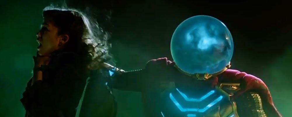Мистерио вернулся на слитых изображениях «Человека-паука: Нет пути домой»