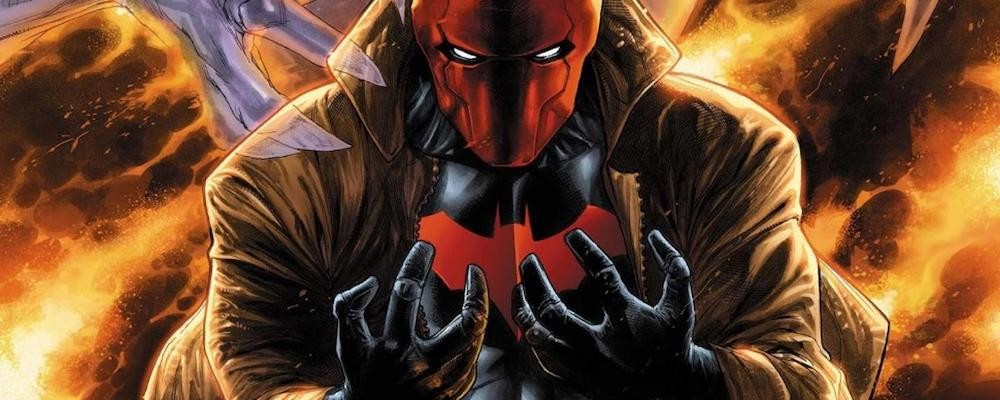 Раскрыт фильм «Красный колпак» - в нем появятся Джокер и Бэтмен