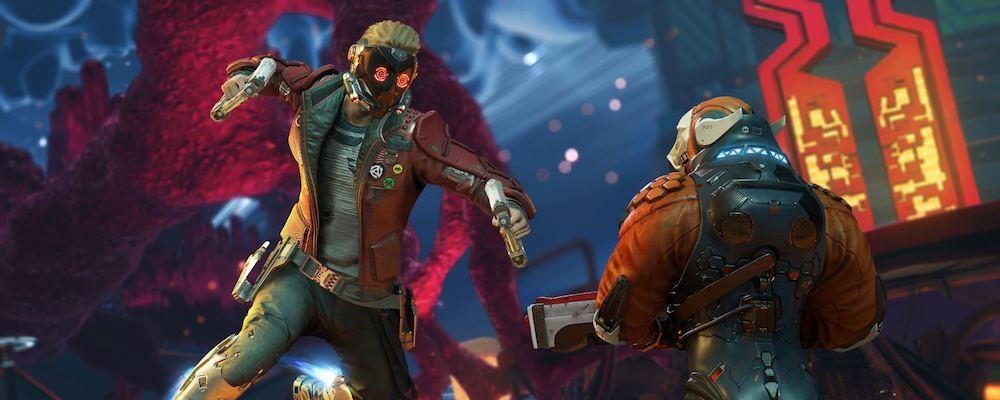 Представлена музыка игры «Стражи галактики Marvel»