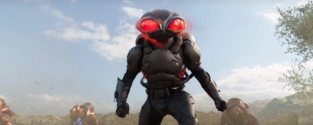 Черная Манта претерпит изменения в «Аквамене 2»
