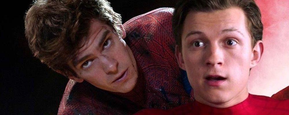 Эндрю Гарфилд появился в слитом видео «Человека-паука: Нет пути домой»