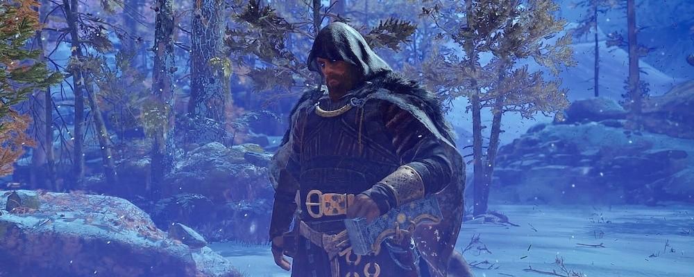 Образ Тора из God of War Ragnarok серьезно отличается от MCU